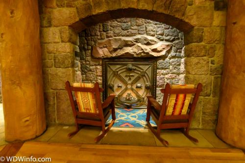 Boulder Ridge Lobby Area