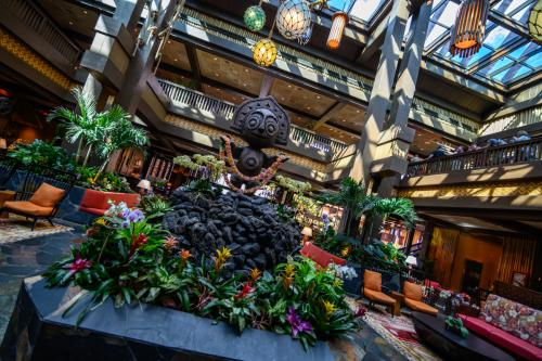 Polynesian - Lobby