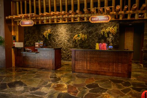 Polynesian-Lobby